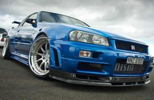 Nissan Skyline R34 GT-R VSpec II