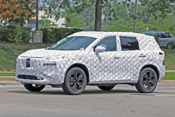 Nissan Pathfinder, новый, 2021