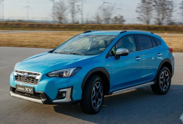 Subaru XV 2020 года