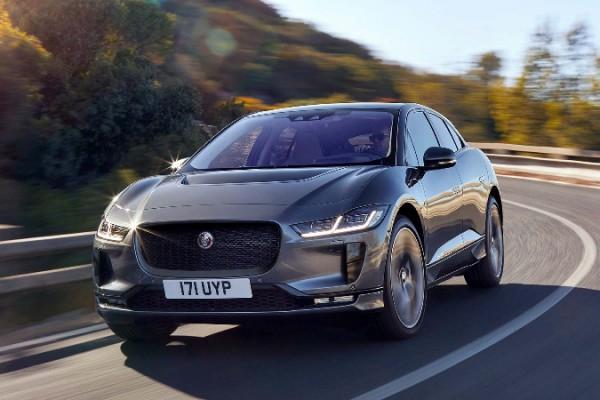 Jaguar i-Pacе
