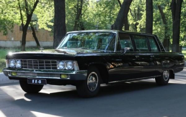 ЗИЛ-114 1970 года