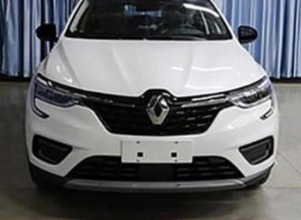 Renault Arkana для Китая