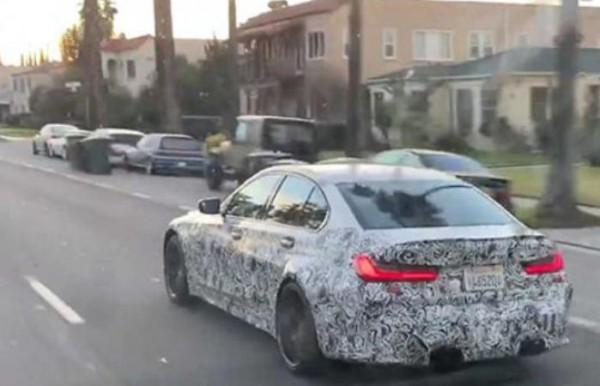 BMW M3, новый