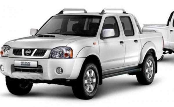 Nissan Navara, пикап
