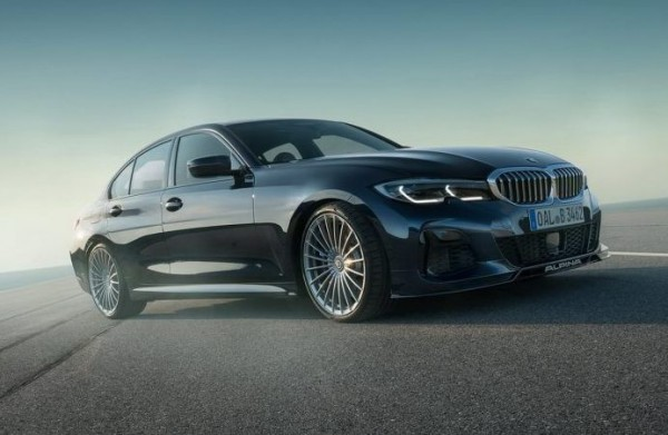 BMW Alpina B3, новая