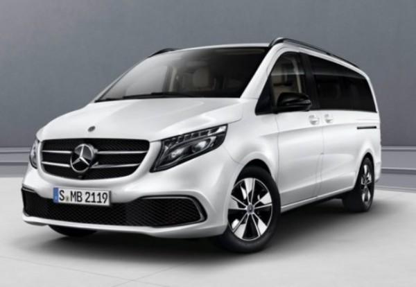Mercedes-Benz V-Класс, Night