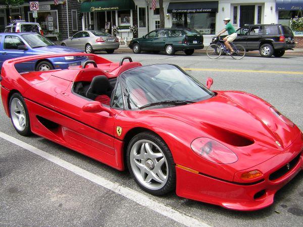 Ferrari F50 1996 года