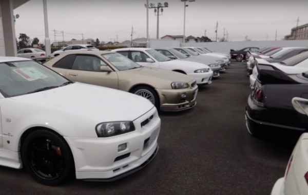 Nissan Skyline, модели