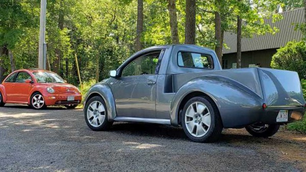 Volkswagen Beetlе, пикап