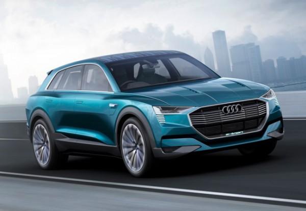 Audi e-Тron