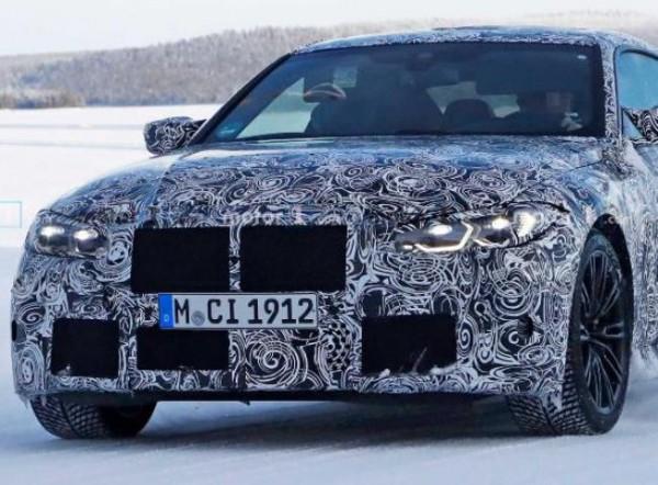 BMW M3, тесты