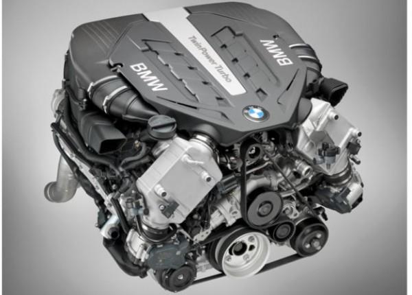 BMW, двигатель