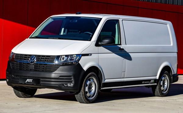 ABT принимает заказы на доработанный Volkswagen e-Transporter 6.1