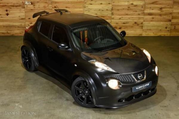 Nissan Juke-R, 700-сильный