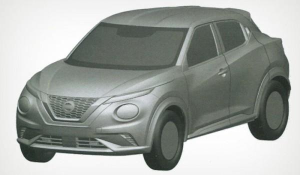 новый Nissan Juke