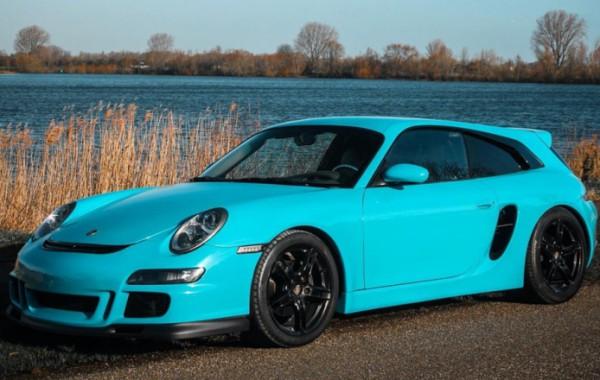 Porsche Boxster, тюнинг, шутинг-брейк