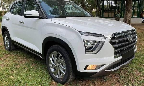 Hyundai Creta, новый