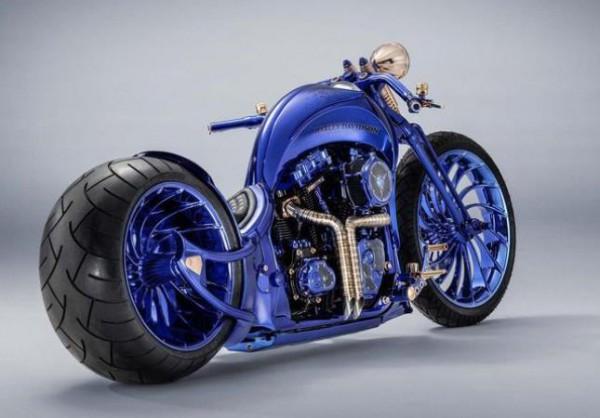 Harley-Davidson, драгоценности