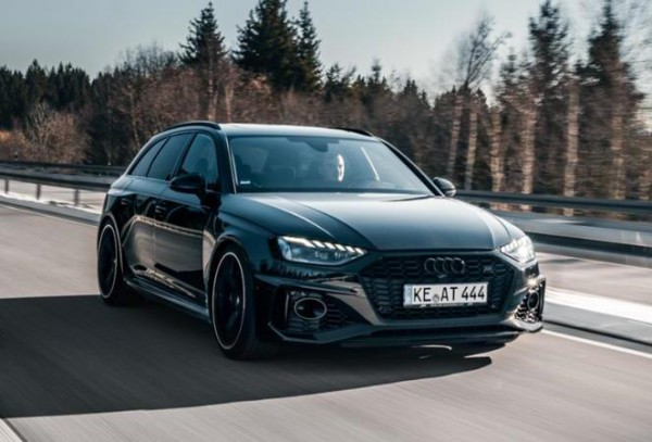Audi RS4, тюнинг