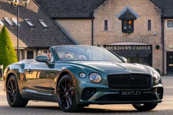 Bentley Continental GT Equestrian Edition