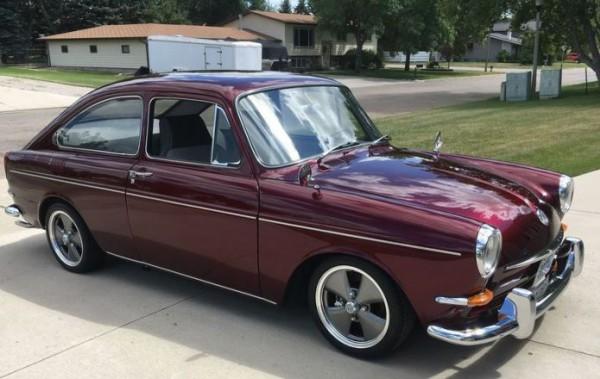 Volkswagen Type 3, 1967 года