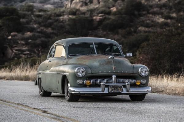 Mercury Coupe, купе, 1949 года