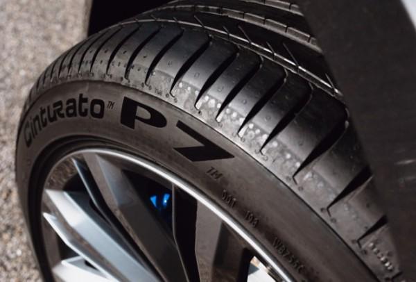 Pirelli Cinturato P7, умные шины