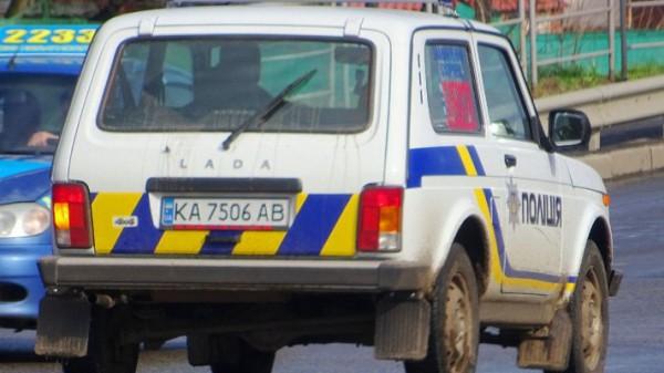 LADA, украинский патруль