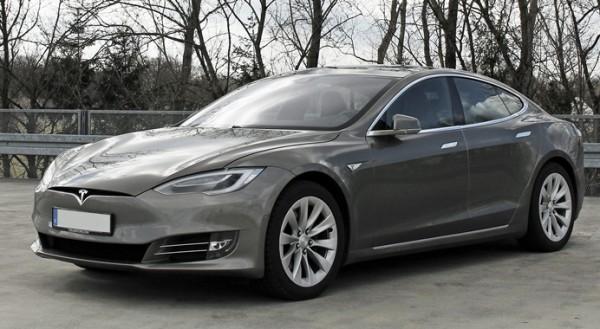 Tesla Model S, 2017 года