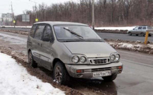 Lada Kalina, минивэн