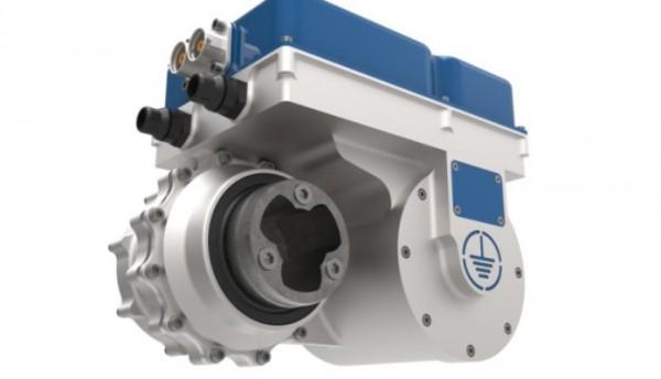 электродвигатель Ampere, самый мощный