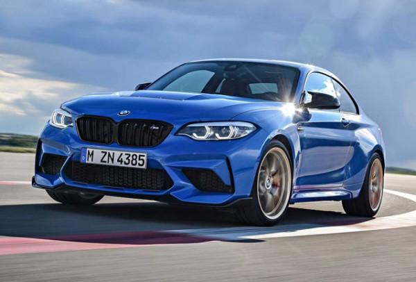 BMW M2 Coupe, обновленный
