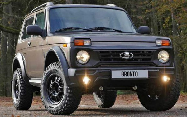 Lada 4×4 Bronto