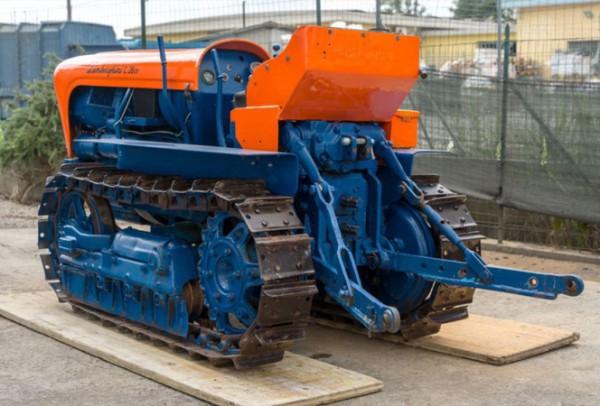 Lamborghini 1C, трактор