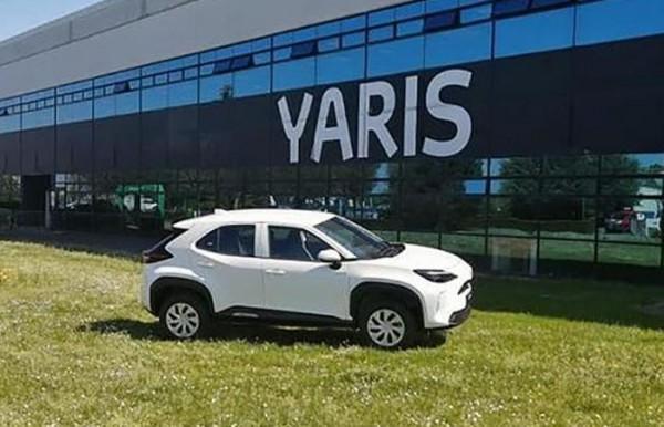 Toyota Yaris Cross, паркетник