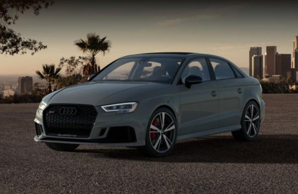 Audi RS 3 Nardo