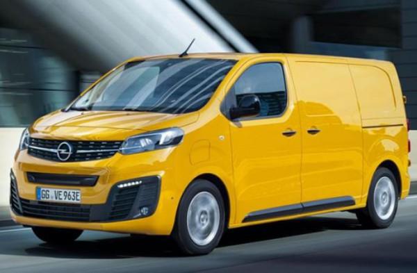 Opel Vivaro-e, фургон