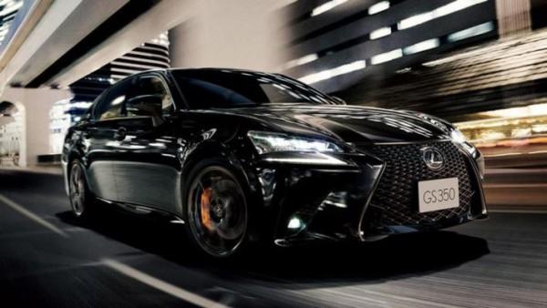 Lexus GS, седан