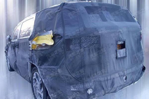 Hyundai Custo, тест