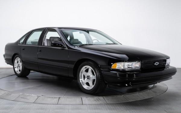 Chevrolet Impala SS, из 1990-х
