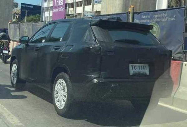 Corolla Cross, кроссовер, новый, тест