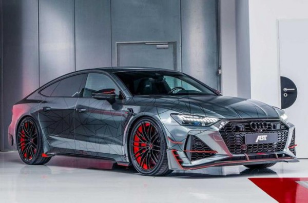 ABT RS7-R, Audi RS7 Sportback