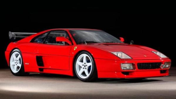 Ferrari 348, уникальный