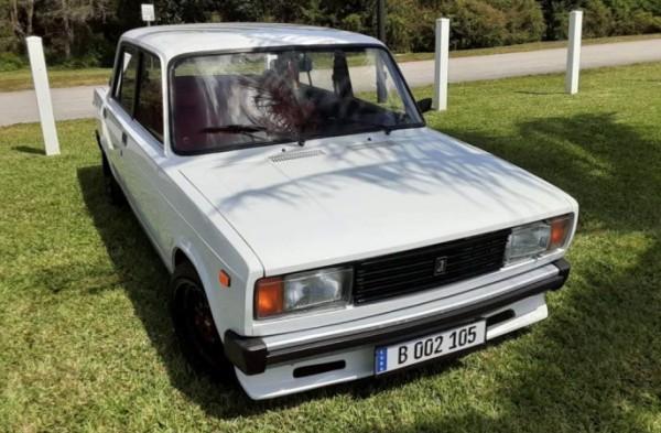 ВАЗ-2105, 1990 год