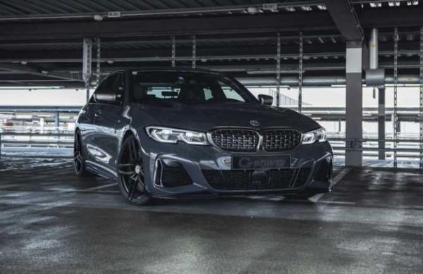 BMW M340i, спорткар