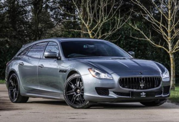 Maserati Quattroporte, эксклюзив, тюнинг