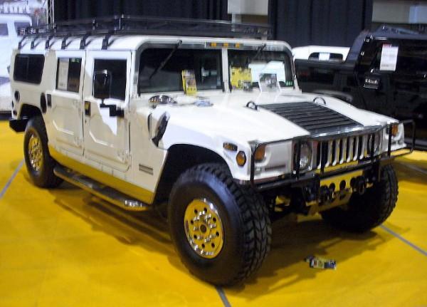 Hummer H1, внедорожник