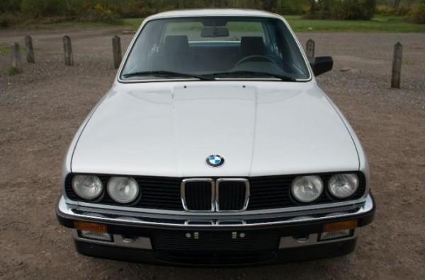 BMW 325iX, 1986 г.в.