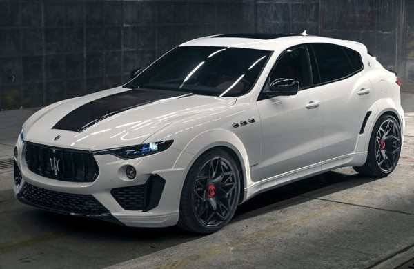 Maserati Levante, тюнинг Novitec