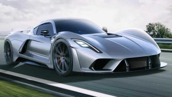 Venom F5, гиперкар, первоначальная версия